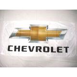 Bandera Chevrolet 150 Cm. X 75 Cm.