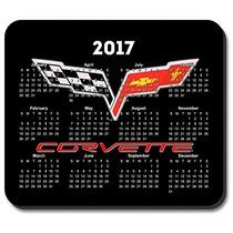Corvette C6 Logo Mouse Pad - - Arte De Marca Placas Con 201