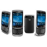 Blackberry Torch 9800 Novo Nacional!nf+cabo+4gb+fone+garanti