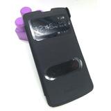Capa Case Flip Cover Lg L Prime D335 D337 S-view + Pelicula