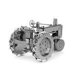 Fascinaciones Metal Tierra Granja Tractor Modelo De Metal