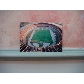 Cartão Postal Estadio Mineirão Belo Horizonte Mg Antigo 04