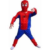 Fantasia Homem Aranha Infantil Dia Das Crianças Promoção
