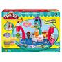 Juguete Play-doh- Mágico Del Remolino Ice Cream Shoppe Play