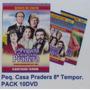 La Pequeña Casa En La Pradera Octava Temporada Dvd Pack