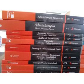 Livros Plt Anhanguera Diversos