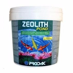 Prodac Zeolite Pond 5kg Filtragem Biológica P Lagos Aquários