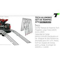 Rampas Plegable Tech Aluminio