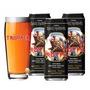 Cerveja Trooper Iron Maiden Kit 03 Lata + Copo Oficial 500ml
