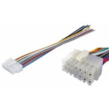 Chicote Para Cd Mp3 Player H-buster Hbd 2200 Conector Plug