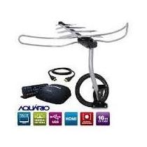 Kit Conversor Digital Dtv5000 + Antena Externa Hdtv Dtv-3000