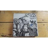 Scud - Shout - (1993) Compacto Vinil Autografado