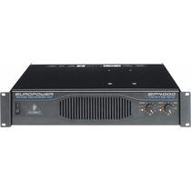 Amplificador Potência Behringer Europower Ep4000