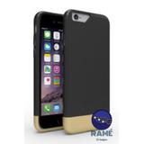Case Para Iphone 5 Y 6 Elegante, Resistente Con Microfibra