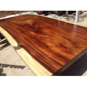 Madera parota en nuevo le n en mercado libre m xico for Mesas de troncos de madera