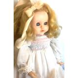 Muñeca Excelente Carita Cierra Los Ojos, 55 Cm, Soft