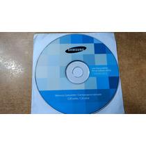 Cd De Instlação Original Da Câmera Samsung