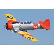 Kit Aeromod Top Flite At-6 Texan Arf W/retracts .60-.91,69