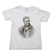 Camiseta Infantil Elvis Presley - Do 2 Ao 16 - 11