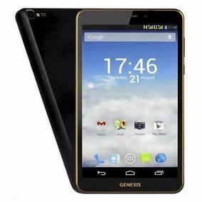 Tablet E Celular Genesis 8410 Tv Digital Gps Tela 8 Dual