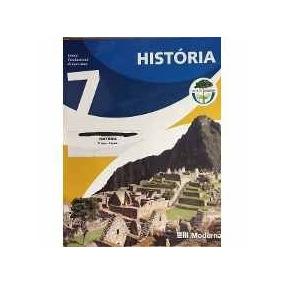 Livro História 7 Projeto Araribá Ed:moderna Ens Fund
