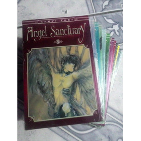 Angel Sanctuary Manga Lacrados! Diversos Volumes