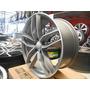 04 Rodas Audi Rs6 Aro 19 X 8,5 5x112 Et42 Grafite Diamantada