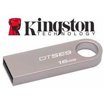 Pen Drive 16gb Kingston Dtse9