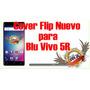 Cover Flip Para Blu Vivo 5r