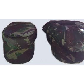Gorro Pala Mole Do Exército Camuflado - Ripstop