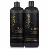 Escova Progressiva Marroquina Kit Tratamento E Shampoo 2x1 L