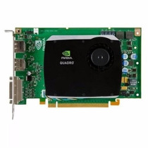 Placa De Vídeo Nvidia Quadro Fx 580 512 Mb Ddr3 Pci Express