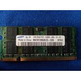 Memoria Ddr2 1 Gb Pc2-5300 Bus 667 Mhz