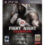 Fight Night Champion - Digital Ps3