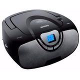 Radiograbador Sanyo Mdx1005 150w Usb Digital Aux Dual