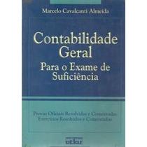 Livro Contabilidade Geral Marcelo Cavalcanti Almeida