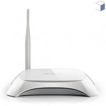 Roteador Wireless N Tp-link 150mbps 5 Dbi 4 Portas Lan