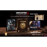Uncharted 4 Edicion Especial Ps4 Nuevo Sellado