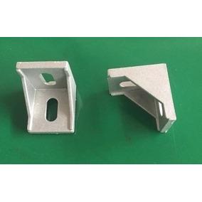 Escuadras De Aluminio Para Perfil Serie 30x30