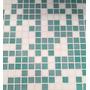 Venecitas Biseladas Mix Verdes&blanco 2x2 Para Pileta O Baño