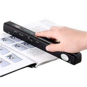 Scanner Portatil Iscan Book 3 900dpi Colorido Modelo 2016