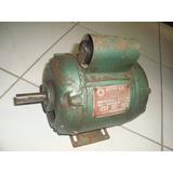 Motor Arno Assincrono 110 / 220 V Monofásico 1/4hp 1.750 Rpm