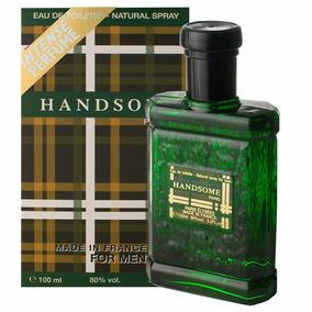 Perfume Handsome For Men Paris Elysees Edt 100ml Original