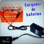 Cargador De Bateria 12v Moto Economico Domestico Motocicleta