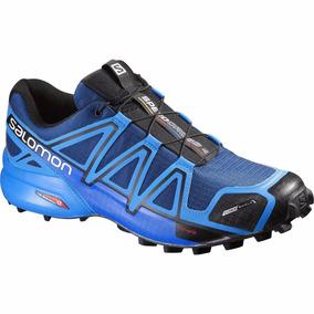 Zapatillas Salomon Speedcross 4 Hombre Originales Local