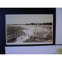 Cartao Postal - Banhistas Em Praia De Fortaleza / Ceara