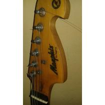 Guitarra Memphis By Tagima 1985 Novinha