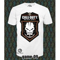 Playera Call Of Duty Black Ops Ii