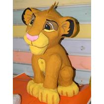 Piñata Simba Y La Guardia Del León