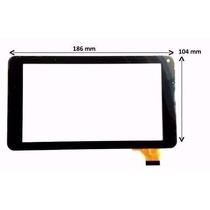 Tela Vidro Touch Tablet Foston Fs-m787d 787d 7 Polegadas